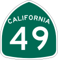 California Route 49