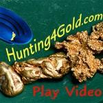 Gold panning videos