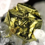 Gold (fools gold) pyrite