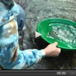 Gold panning after GPAA Gold show – Gold panning adventure!